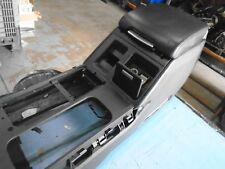 RANGE ROVER VOGUE l322 CENTRE CONSOLE CUBBY BOX UNIT BLACK  LEATHER  06-09