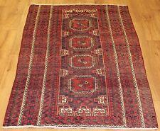 Persian Traditional Vintage Wool 153cmX102cm Oriental Rug Handmade Carpet Rug