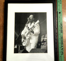 Reverend Horton Heat Framed Photograph guitar rockabilly psychobilly sub pop
