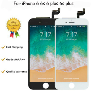 OEM For iPhone 8 7 6s Plus LCD Display Screen Replacement Touch Assembly Camera