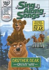 Disney's Sing-Along Songs: Brother Bear - On My Way (2003, DVD NIEUW)