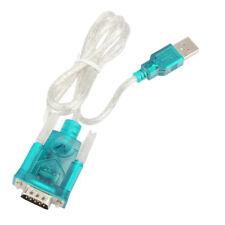 USB 2.0 a RS-232 puerto com 9 Pin Serial DB9 Adaptador Cable Converter