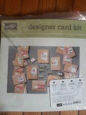 Stampin Up Hip Hip Hooray Designer Card Kit NEW Complete Set