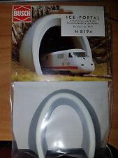1 Portale per Tunnel AV a Binario Singolo - Scala N - Busch N 8194  - Nuovo