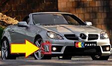 NUOVO Originale Mercedes MB SLK CLASSE W171 AMG Paraurti Anteriore Laterale Sfiato Aria Griglia Coppia