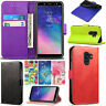 For Samsung Galaxy J6 2018 Flip Wallet PU Leather Phone Stand Case Cover