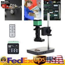48mp Hdmi Electron Microscope Industrial Camera Full Hd Digital Zoom Equipment