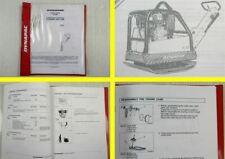 Dynapac LG140-700 LT6000/7000 Bedienungsanleitung Workshop Manual ca 2006