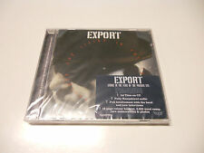 "Export ""Living in the fear of the private Eye""Rock Candy Records reissue cd 2010"