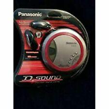 Panasonic Personal Portable CD Player - Red (SL-SX330P-R)