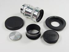 Meopta Openar portrait f/2.8 80mm C-Mount Micro 4/3 mft M25 Lumix Black Magic