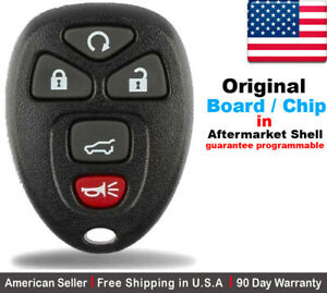 1x OEM Replacement Keyless Entry Remote Control Key Fob For Chevy Buick Cadillac