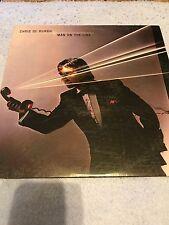 Chris De Burgh, Man on the Line ,LP