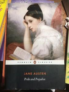 Pride And Prejudice- Jane Austen, Penguin Classic , Paperback