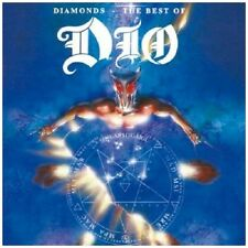 Dio Diamonds-Best Of CD NEW SEALED Holy Diver/Rock 'N' Roll Children/Dream Evil+