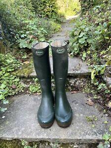 Le Chameau Ladies Wellingtons Size  6 ( 39)