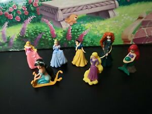 Disney Princess Mini Figures