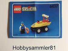 Lego® 6437 System Town Bauanleitung Beach Buggy