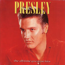"ELVIS PRESLEY ""Presley ‎– The All Time Greatest Hits"" 1987 45 Trk 'Best Of' 2CD"