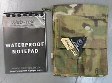 A6 Notebook Cover & Waterproof Notepad - Webtex