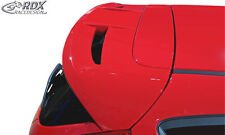 RDX Heckspoiler FORD Fiesta MK7 JA8 JR8 RST-Look Dachspoiler + LED-Bremsleuchte