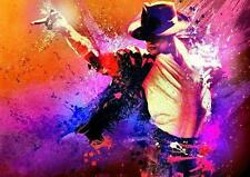 MICHAEL JACKSON POSTER 'This Is It' Live Wall Art Photo Poster A3 A4