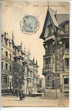CP 80 SOMME - Mers - La Rue Boucher-de-Perthes