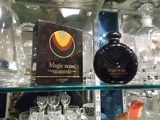 MAGIE NOIRE Lancôme PERFUMED BODY SHEEN 125ml rare vintage