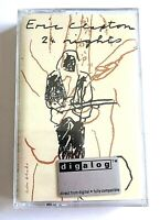 Eric Clapton 24 Nights Cassette Tape 1990 Reprise Records New Sealed