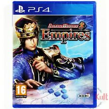 Jeu Dynasty Warriors 8 Empires sur PlayStation 4 / PS4 NEUF sous Blister
