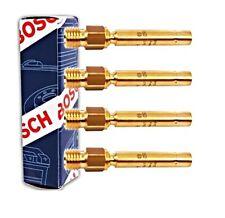 BOSCH X4 pcs Injector Fits MERCEDES FERRARI PUCH RENAULT 190 Targa GTS WG1749982