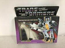 Transformers 1985 Decepticon Ramjet