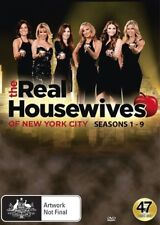 The Real Housewives of New York (Seasons 1 - 9) - Alex McCord NEW R4 DVD