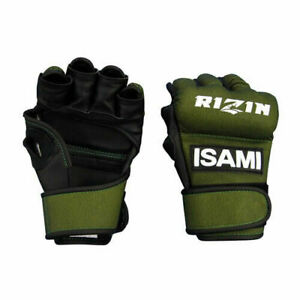 RIZIN offiziell match Open finger gloves S, M, L, made in JAPAN ISAMI
