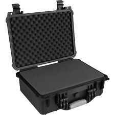 Foto Hard Case Box Bag Camera Photography Travel Protective Waterproof Size L