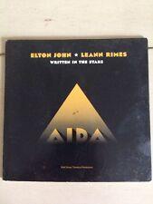 Written in the Stars Elton John &  Leann Rimes MUSIC CD