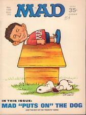 Mad October 1970 Peanuts 041918DBE
