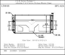 TYC 624 Radiator