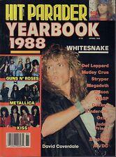 Hit Parader Spring 1988 Whitesnake, Guns n' Roses 032917nonDBE2