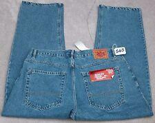 GB DENIM NY Jean Pants For Men W40 X L32. TAG NO. 563