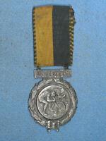 Vintage Auszeichnung Huguenin Le Locle Cycling Medal / Ribbon