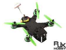 RJX CAOS 170 FPV Racing Quadcopter W/ Frame ESC's Motors FC TX Antennas Camera