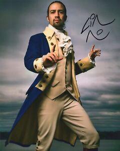 Lin-Manuel Miranda - 'Hamilton' Broadway - Autographed 8x10 Photograph