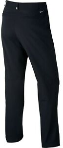 """Mens Nike Tiger Woods Collection Golf Trousers Black - 34"""" x 34"""" RRP £69.99 BNWT"""