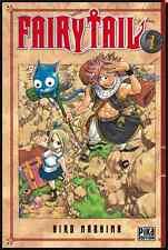 mangas Fairy Tail tome 1 Mashima Hiro Anime Shonen PIKA Neuf One Piece Naruto