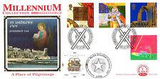 2 November 1999 Christians Tale Benham Blcs 170b Doubled With Germany Fdc Shss a