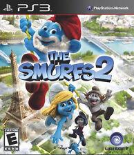 The Smurfs 2 (Sony PlayStation 3, 2013)NO MANUAL