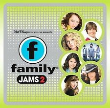 VARIOUS ARTISTS - FAMILY JAMS 2 (NEW CD)