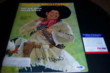 LEE TREVINO US OPEN PSA/DNA SIGNED SPORTS ILLUSTRATED
