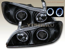 FIT FOR 00-03 04 Infiniti I30 I35 Projector Headlights 2Halo BC